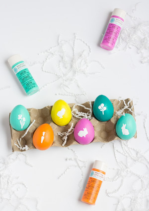Ombre, Splatter-Paint, Marble, and 8 Other Cool Easter Egg Ideas You Need to Try