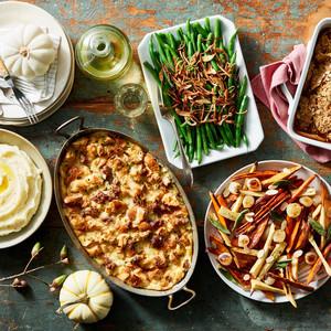 Martha & Marley Spoon Thanksgiving Sides