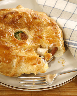 chickenpot pie