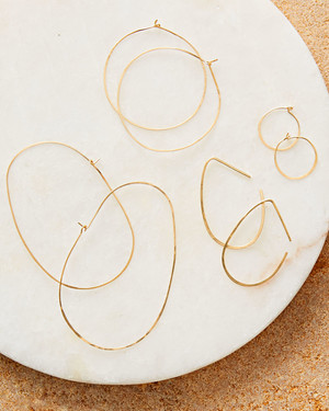 13 Beautiful Earrings You Can Make Yourself
