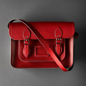 leather satchel product