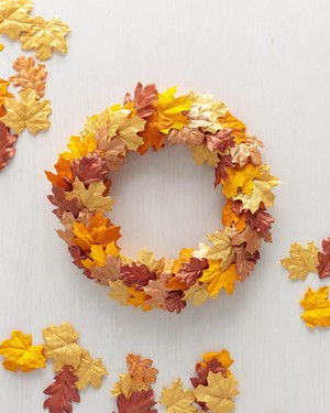 13 Ways to Recycle Colorful Fallen Leaves