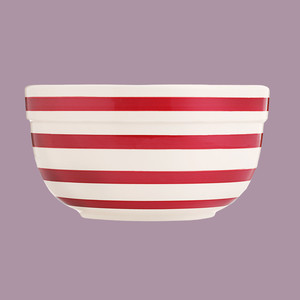 Martha Stewart Collection Striped Mixing Bowls