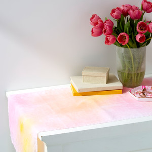 Martha Stewart DIY Table Runner
