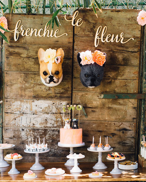 Bone Appetit! It's a Frenchie-Themed Birthday Party
