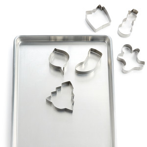 Martha Stewart Collection Cookie Sheet & Cutter Set