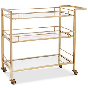 Martha Stewart Collection Bar Cart