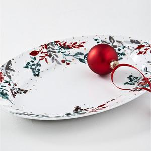 Martha Stewart Collection Royal Blush Platter
