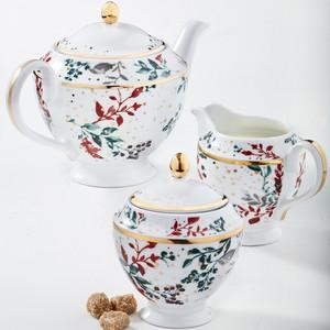 Martha Stewart Collection Royal Blush Tea Set