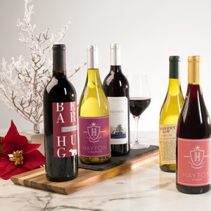 Holiday Wine Packs