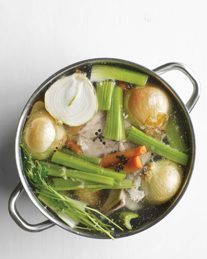 How to Make Easy Turkey Stock