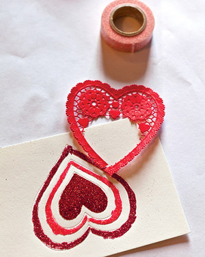 Valentine's Day Card Clip Art and Templates