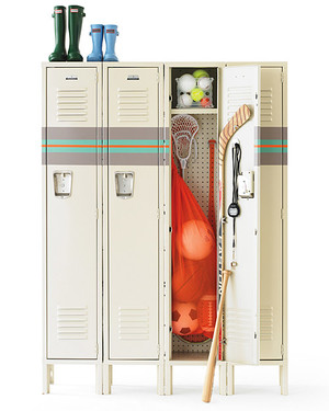 Locker Organization