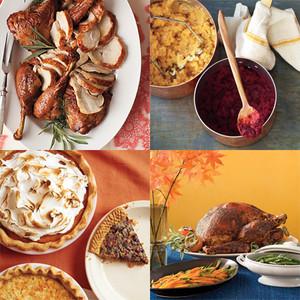 More Thanksgiving Recipe Ideas