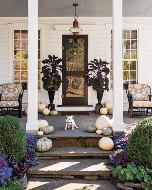 The Best Front Porch Decorating Ideas for Every Month of the Year