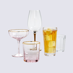 Glassware Collection Created for Macy's