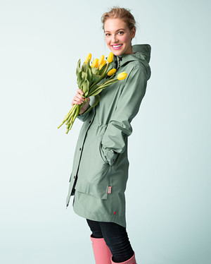 5 Stylish Raincoats That'll Keep You Dry All Spring Long