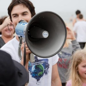 Why Ian Somerhalder is On a Mission to Make Our Oceans Clean Again