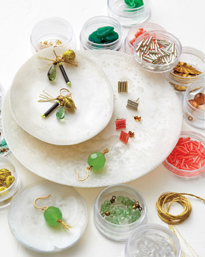 Handmade Button Jewelry