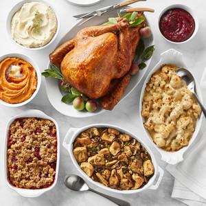 Martha Stewart Complete Thanksgiving Dinner