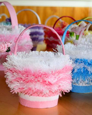 How to Make May Day Baskets