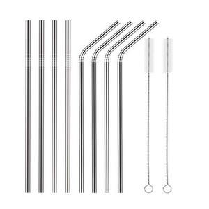 为什么我们喜欢这些可重复使用的金属吸管?