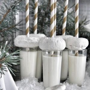 White-Russian Eggnog