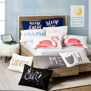 Martha Stewart Collection™ Paired Pillowcases