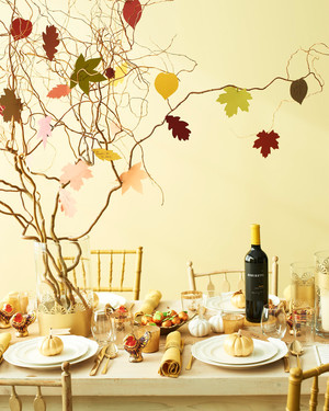Darcy Miller's Thanksgiving Tabletop