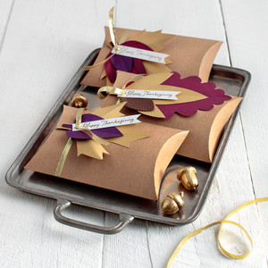 Thanksgiving Party Favor Boxes