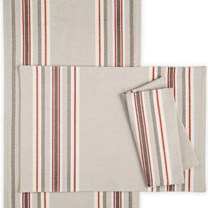 Martha Stewart Collection Benton Table Linens