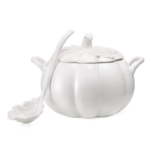 Martha Stewart Collection Figural Pumpkin Soup Tureen
