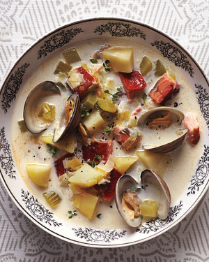 Our Most Comforting Seafood Chowder, Soup, and Stew Recipes