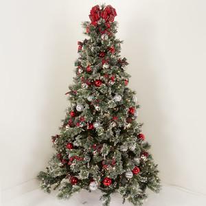 silver bells christmas tree