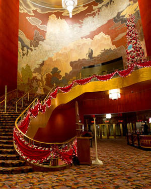 radio city music hall christmas decorations - Christmas Hall Decorations
