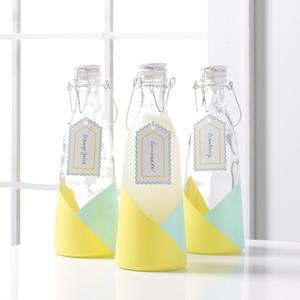 Martha Stewart DIY Juice Crafts