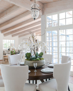 Feast Your Eyes Gorgeous Dining Room Decorating Ideas Martha - Decorating-ideas-dining-room