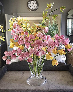Get Serious Floral Inspiration from Kevin Sharkey's Instagram