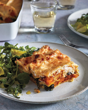 The 12 Cheesy, Comforting Vegetarian Lasagnas of Your Dreams