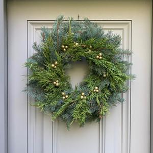 Martha Stewart Cedar Wreath