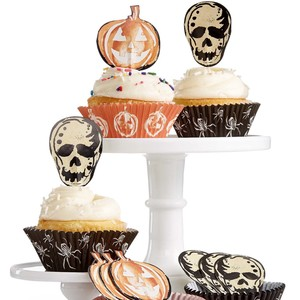Martha Stewart Collection Cupcake Liners & Toppers