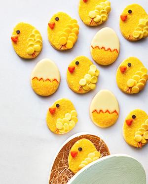 我们最可爱的复活节食谱兔子,雏鸡,还有更多!