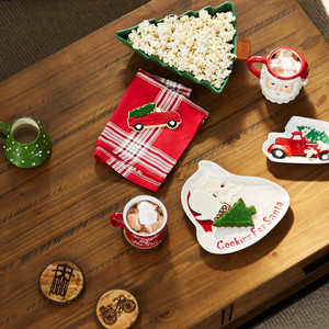 Martha Stewart Collection Holiday Serveware