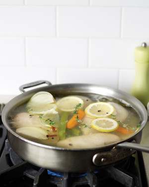 Basic Poached Chicken_image