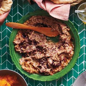 Red Bean-Tahini Spread