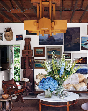 And the Living Is Easy: Inside a Laid-Back Montauk Weekend Retreat