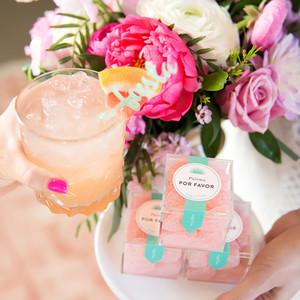 cinco de mayo floral fiesta drinks favors flowers