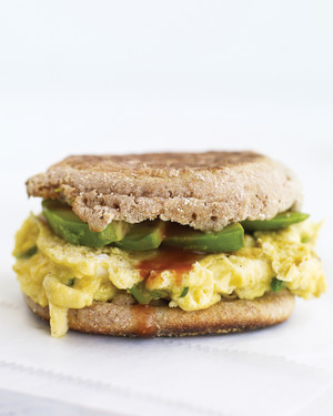 Egg And Avocado Sandwich Recipe Martha Stewart