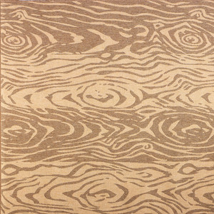 Martha Stewart Living Layered Faux Bois Rug