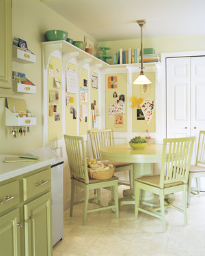 Kitchen Makeover: See How One Couple Cooked Up A Stylish Family Space.